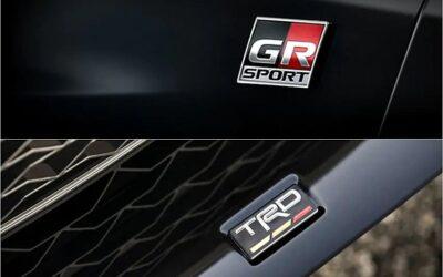 Mengenal Bedanya GR Sport dan TRD Sportivo dalam Lini Toyota